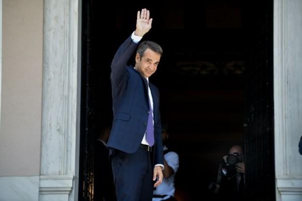Με εντολή «ούτε μέρα για χάσιμο» η μεταρρυθμιστική κυβέρνηση Μητσοτάκη