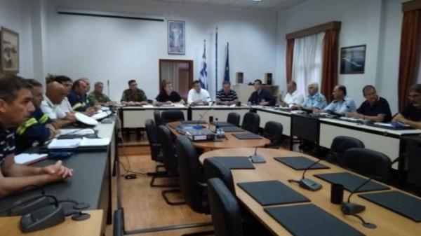 Χαλκιδική: Σε εγρήγορση ο κρατικός μηχανισμός, κατεβάζει το στρατό ο Παναγιωτόπουλος